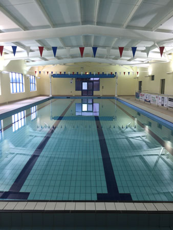 Admiral Swimming Centre